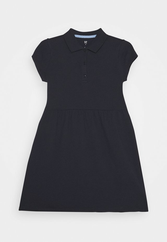 GIRL POLO DRESS - Sukienka letnia - true indigo