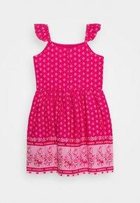 GAP - GIRL - Denní šaty - sizzling fuchsia - 1