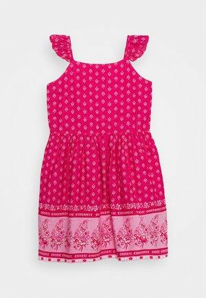 GIRL - Day dress - sizzling fuchsia