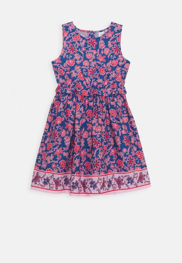GIRL - Vestito estivo - red floral print