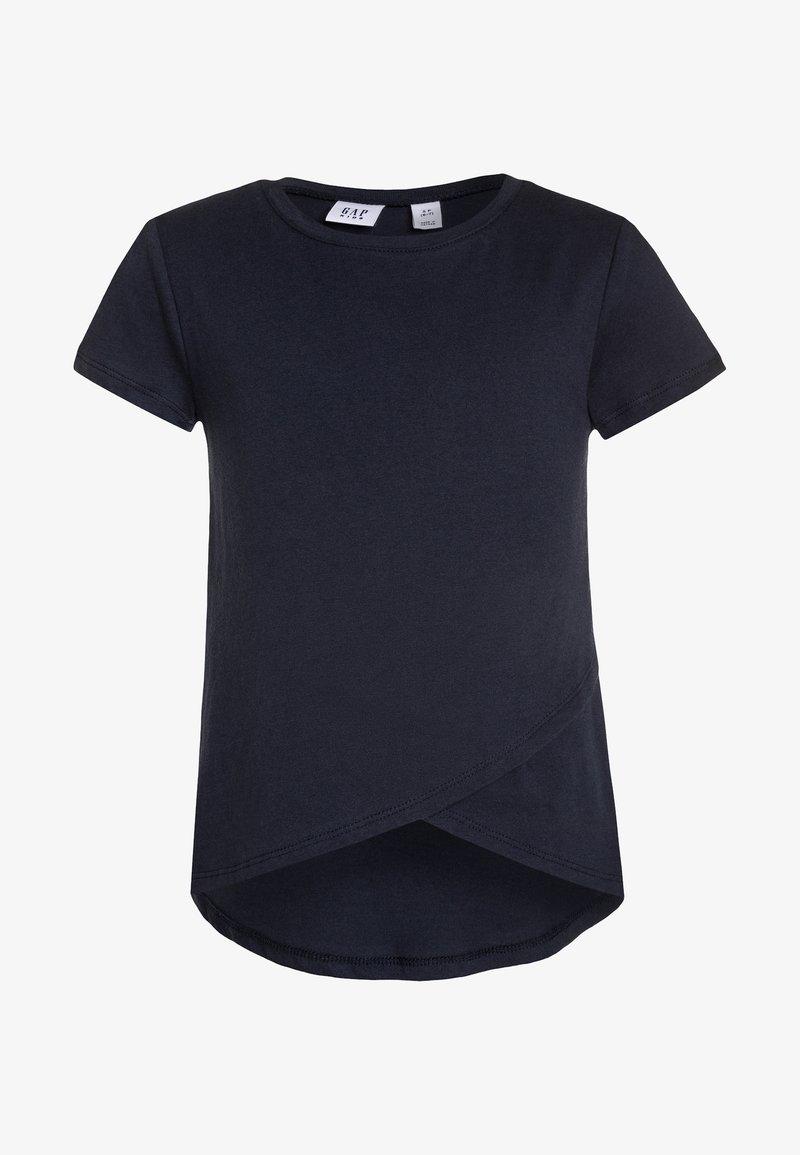 GAP - GIRLS  - T-shirt basic - vintage navy