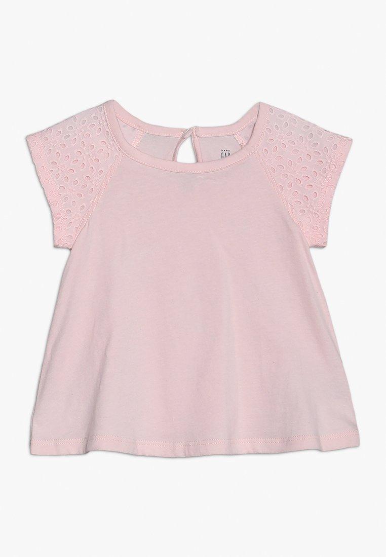GAP - TODDLER GIRL EYE - Triko spotiskem - spring pink