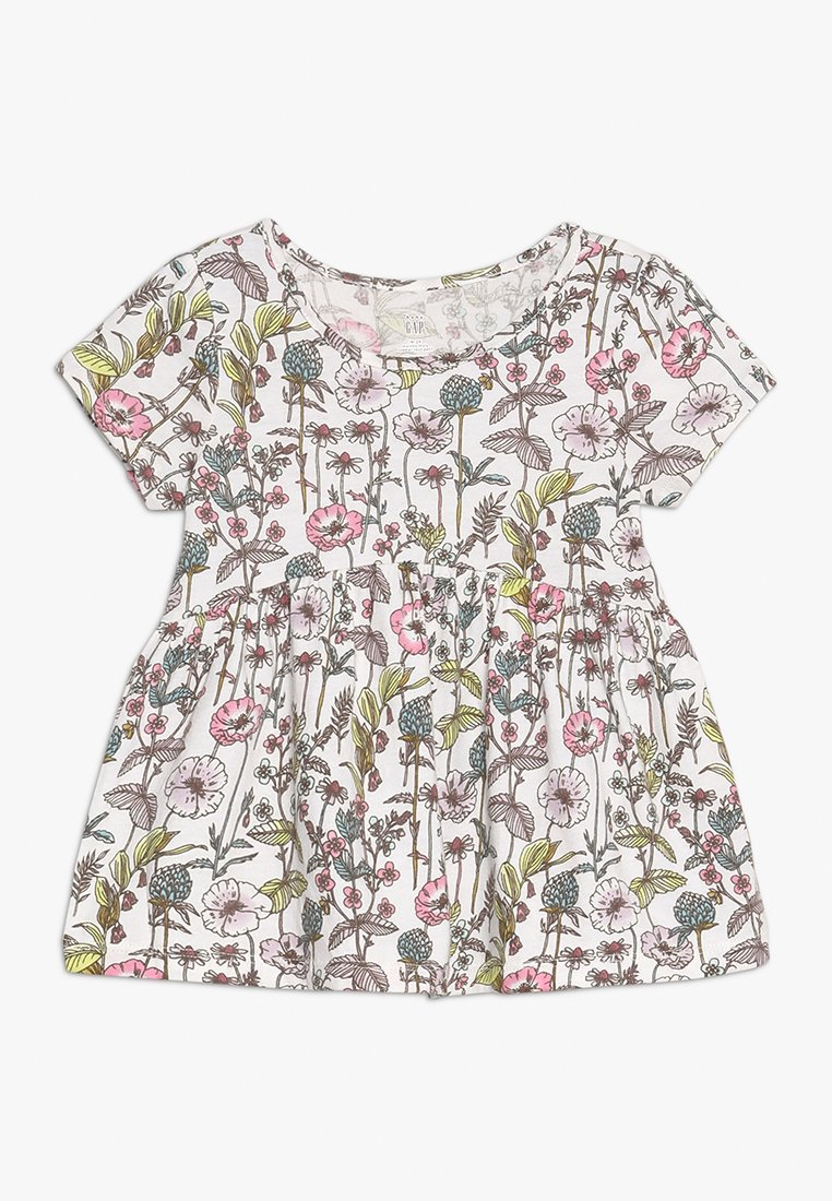 GAP - TODDLER GIRL  - T-shirts print - white