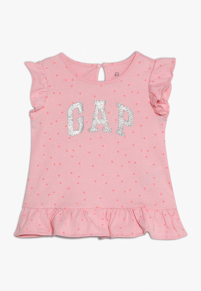 GAP - TODDLER GIRL ARCH - T-Shirt print - pink
