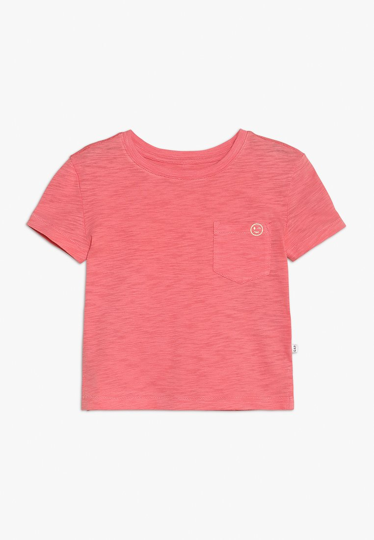 GAP - GIRLS TEE - Camiseta estampada - lipstick pink