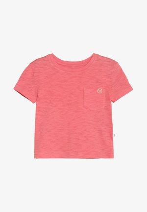 GIRLS TEE - T-shirt print - lipstick pink