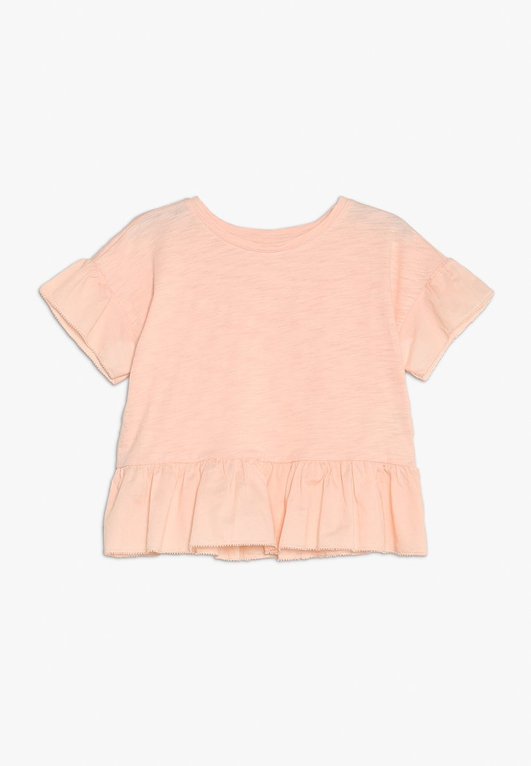 GAP - GIRLS TOP - Camiseta estampada - candlestick coral