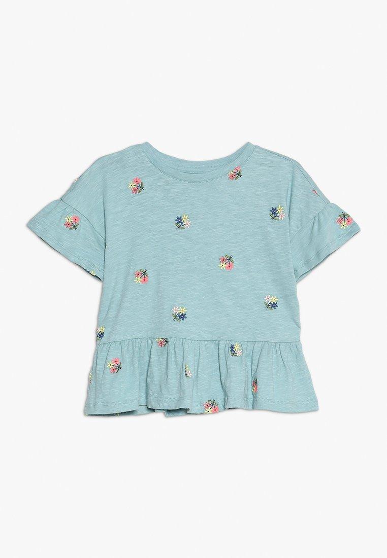 GAP - GIRLS  - T-shirt med print - island blue