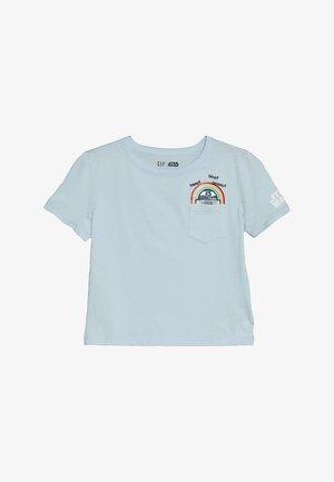 GIRLS - T-shirt con stampa - essential blue