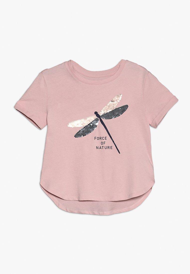 GAP - GIRLS - Camiseta estampada - pink standard