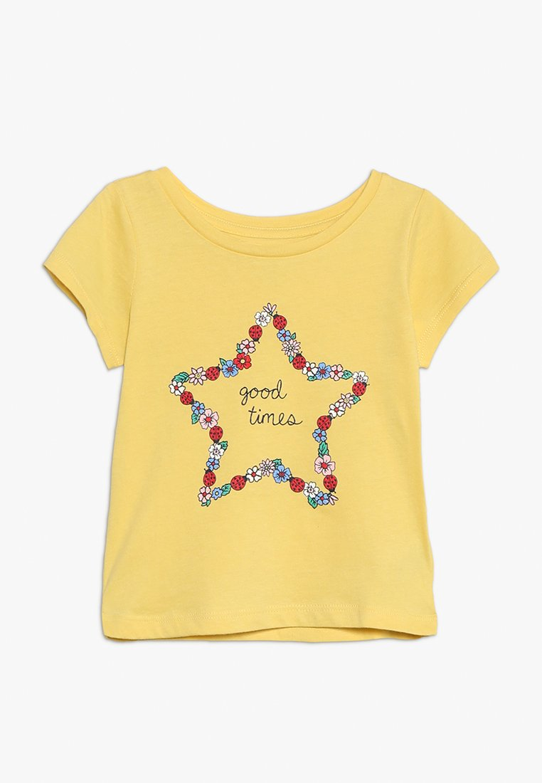 GAP - TODDLER GIRL - Camiseta estampada - fire fly