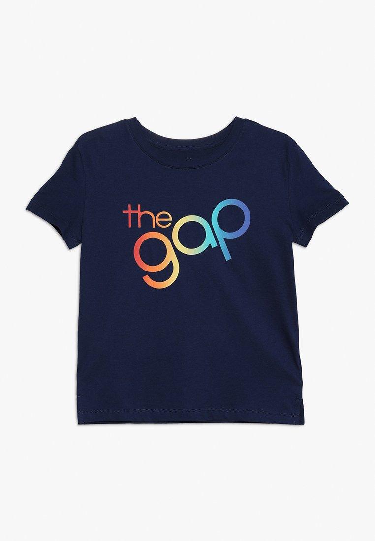 GAP - GIRLS BUBBLE ARCH - Camiseta estampada - elysian blue