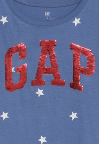 GAP - GIRLS - Print T-shirt - blue nova - 3