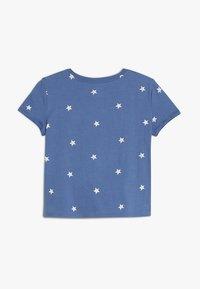 GAP - GIRLS - Print T-shirt - blue nova - 1