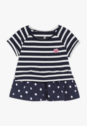 TODDLER GIRL - T-shirt imprimé - navy stripe