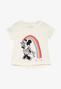 GAP - TODDLER GIRL  - T-shirt imprimé - ivory frost - 2