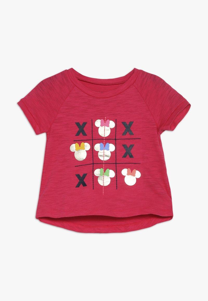 GAP - TODDLER GIRL  - T-shirt imprimé - jelly bean pink