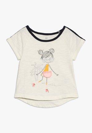 TODDLER GIRL - T-shirt imprimé - off-white
