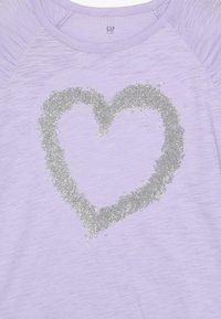 GAP - GIRL  - Long sleeved top - purple lotus - 4