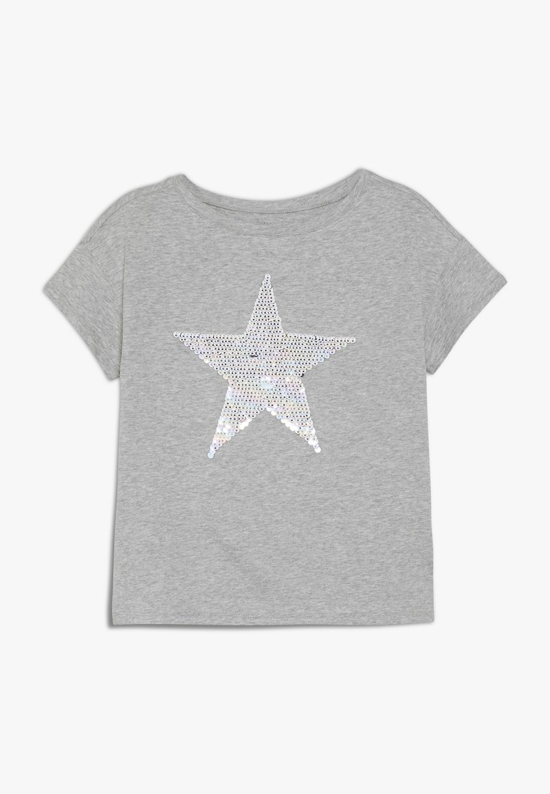 GAP - GIRL - T-shirt imprimé - grey heather