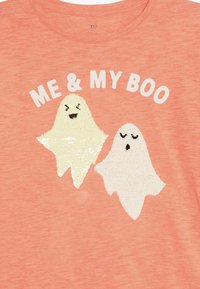 GAP - GIRL  - T-shirt à manches longues - neon coral - 3