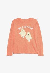 GAP - GIRL  - T-shirt à manches longues - neon coral - 2