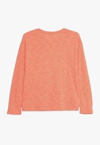 GAP - GIRL  - Top sdlouhým rukávem - neon coral - 1