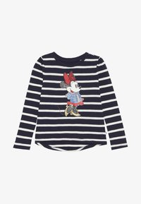 GAP - MINNIE MOUSE GIRL - Long sleeved top - navy - 2
