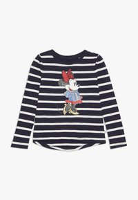 GAP - MINNIE MOUSE GIRL - Long sleeved top - navy - 0