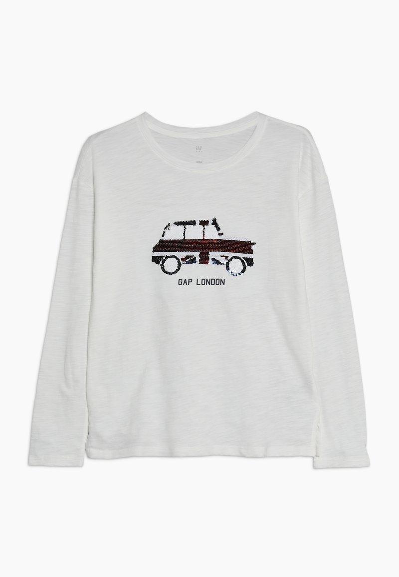 GAP - GIRL CITY  - Långärmad tröja - new off white