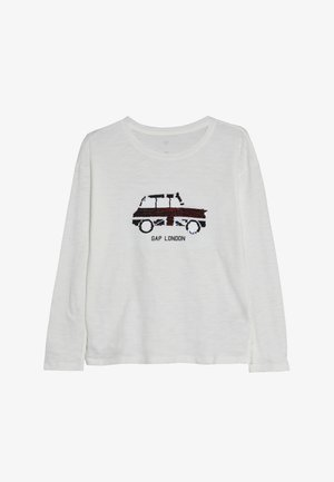 GIRL CITY  - T-shirt à manches longues - new off white