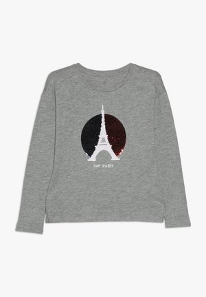 GIRL CITY  - Long sleeved top - grey heather