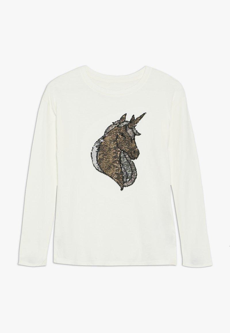 GAP - GIRL - Långärmad tröja - ivory frost