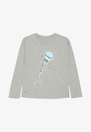 GIRL - T-shirt à manches longues - grey heather