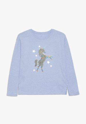 GIRL - Bluzka z długim rękawem - moore blue