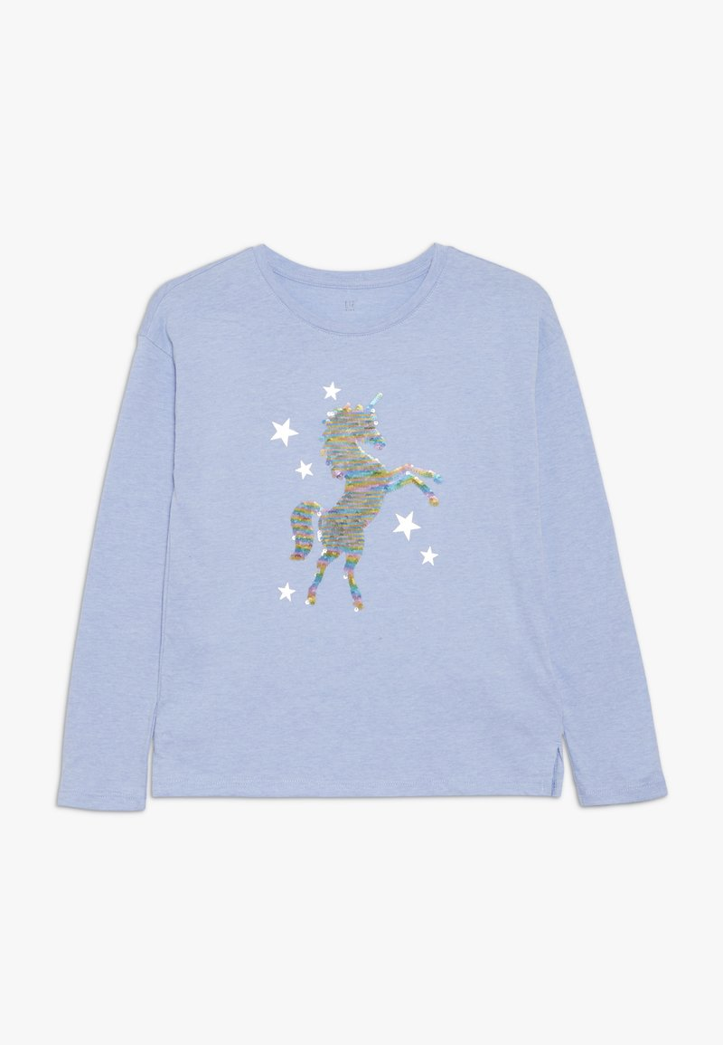 GAP - GIRL - Langærmede T-shirts - moore blue