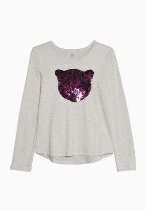 GIRL - Pitkähihainen paita - cheetah