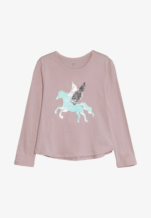 GIRL - Long sleeved top - pink standard