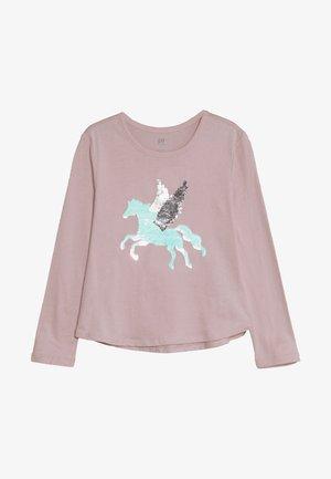 GIRL - Top sdlouhým rukávem - pink standard