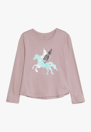GIRL - Long sleeved top - pink standard