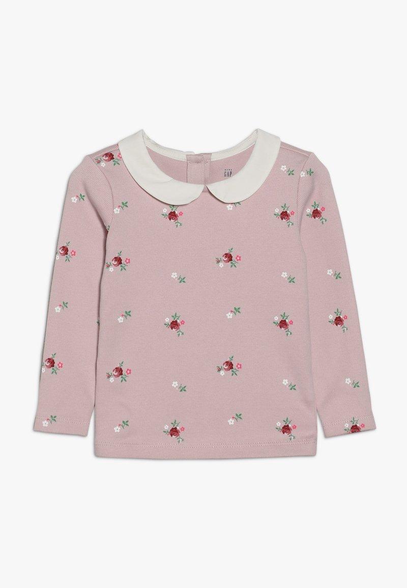 GAP - TODDLER GIRL COLLAR  - Langærmede T-shirts - pink