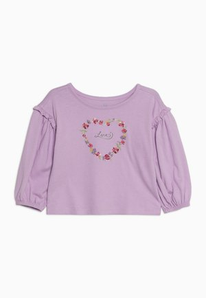 TODDLER GIRL  - Camiseta de manga larga - purple