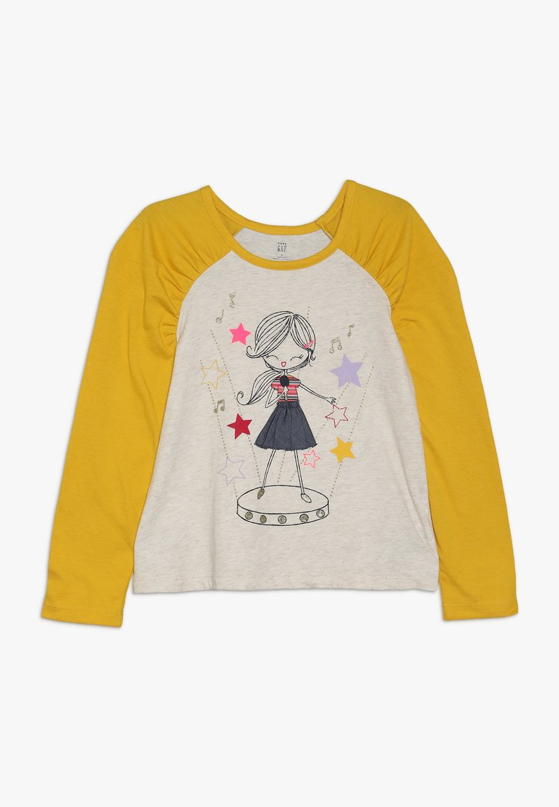 GAP - TODDLER GIRL  - Långärmad tröja - dark yellow