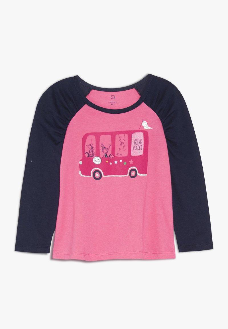 GAP - TODDLER GIRL  - Camiseta de manga larga - pink light