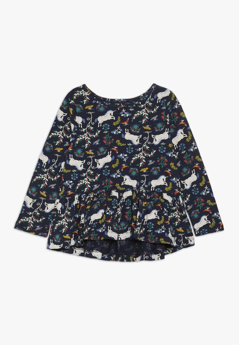 GAP - TODDLER GIRL - Camiseta de manga larga - dark blue