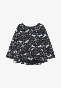 GAP - TODDLER GIRL - Camiseta de manga larga - dark blue - 2