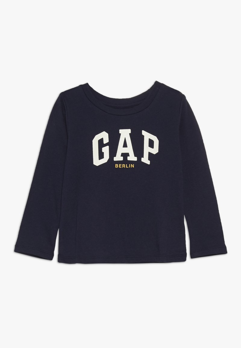 GAP - TODDLER GIRL  - Camiseta de manga larga - dark blue