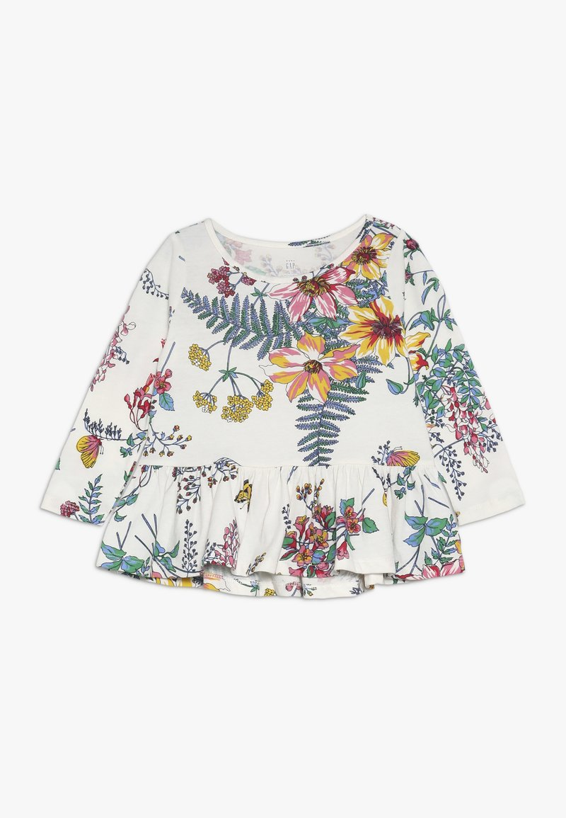 GAP - TODDLER GIRL - Langærmede T-shirts - off white