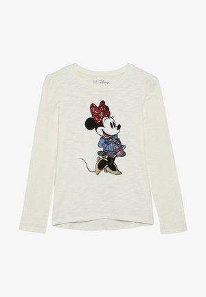GIRL - Camiseta de manga larga - ivory frost