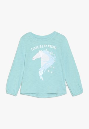GIRL FROZEN - Long sleeved top - new malachite